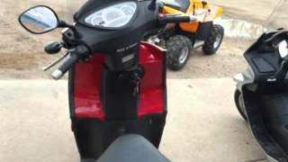 4. 2009 Kymco People s 250 for sale in Cheyenne, WY