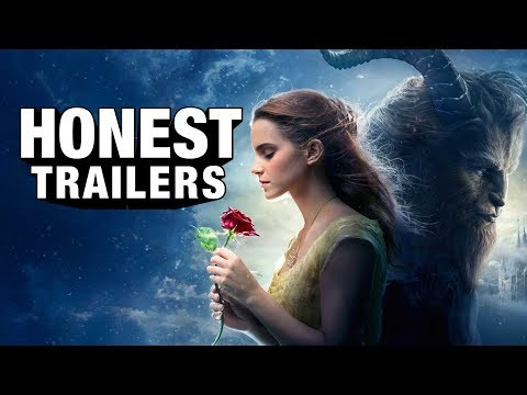 An Honest Trailer for Disney s LiveAction Beauty and the