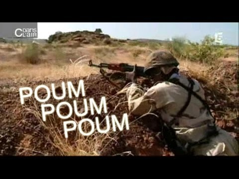 Entrainement de l'armée Malienne - C dans l'air (Mali : en attendant la guerre)