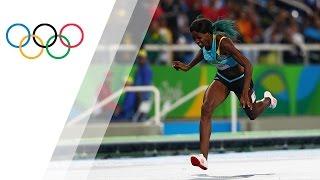 Favorite Moments of 2016: Bahamas Wins Gold!