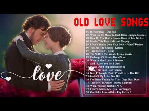 Most Old Beautiful Love Songs Of All Time - Best Romantic English Love Songs Ever