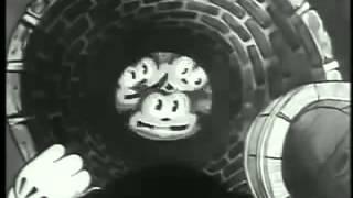 Tegnefilm - Betty Boop * Det spøger  -