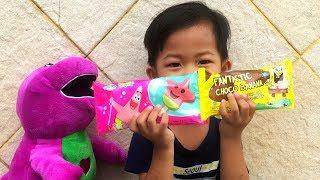 Video Rafa Main Petak Umpet di Taman Bermain + Beli Es Krim Spongebob & Petrick Strawberry   Hide and Seek MP3, 3GP, MP4, WEBM, AVI, FLV Mei 2019