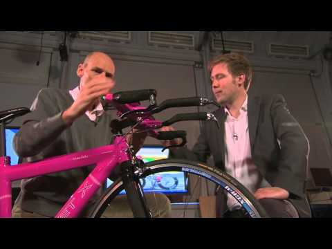 The physics of cycling