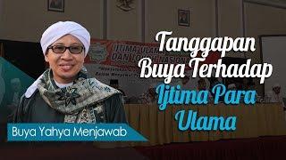 Video Tanggapan Buya Terhadap Ijtima Para Ulama - Buya Yahya Menjawab MP3, 3GP, MP4, WEBM, AVI, FLV Oktober 2018