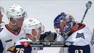 Daily KHL Update - November 16th, 2018 (English)