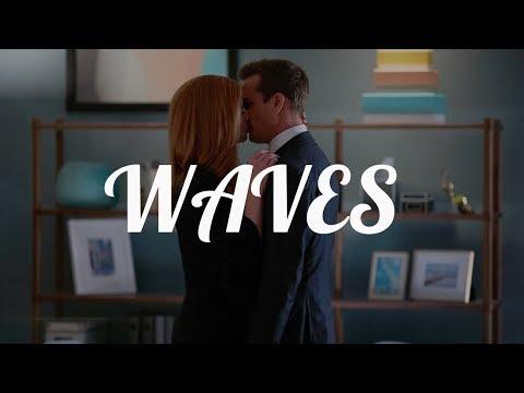 Dean Lewis - Waves (Lyrics | SUITS)