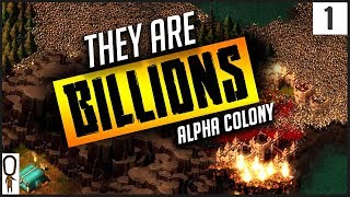 Video They Are BILLIONS Gameplay Part 1 - Steampunk City Builder Zombie Defense - Let's Play Walkthrough MP3, 3GP, MP4, WEBM, AVI, FLV April 2019