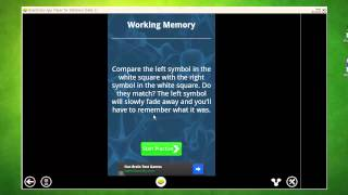 Complete Memory Training Game YouTube video