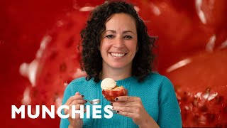 Strawberry Shortcake Cobbler - The Cooking Show by Munchies
