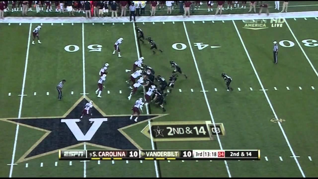 Devin Taylor vs Vanderbilt (2012)