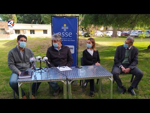 El Hospital comenzó a gestionar el Centro respiratorio y habilitó línea Covid