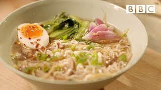 Nigella Lawson's quick and easy Ramen recipe | Simply Nigella - BBC