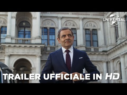 Preview Trailer Johnny English colpisce ancora, trailer italiano ufficiale