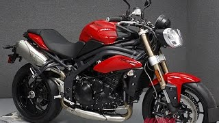 6. 2011 Triumph Speed Triple  - National Powersports Distributors