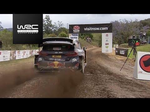 WRC - Kennards Hire Rally Australia 2017: Highlights SS13