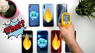 PUBG Heating Test: Redmi Note 7, Note 7 Pro, Samsung Galaxy A50, A30, M30, Realme 3 [Hindi]