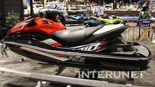 4. 2019 Kawasaki Ultra 310X high performance watercraft