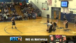 Rochester High School Boys Basketball vs Northfield