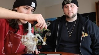 3 INCH DABS WITH BIG B by RawOG420