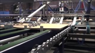 Watch the TO 6400 Gazzella Atlantique Stitcher-Gluer in action