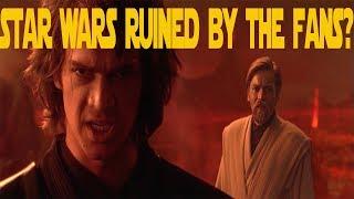 Video Star Wars Fans are ruining Star Wars MP3, 3GP, MP4, WEBM, AVI, FLV Maret 2018