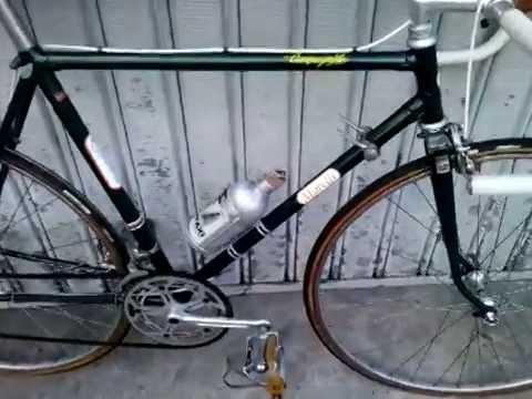 Eroica bici restauro campagnolo vintage