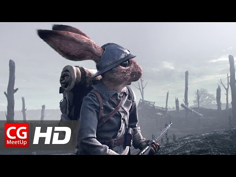 "CGI 3D Animation Short Film HD ""POILUS"" by ISART DIGITAL | CGMeetup"