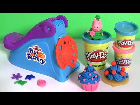 New Play Doh Fun Factory Machine Spin 'n Store 50th Birthday Edition Play Dough by Disneycollector