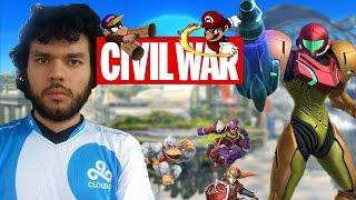 Video Every Major Upset at Civil War (Smash 4) download in MP3, 3GP, MP4, WEBM, AVI, FLV January 2017