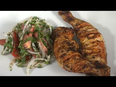 Video of Lebanese Cooking Recipes