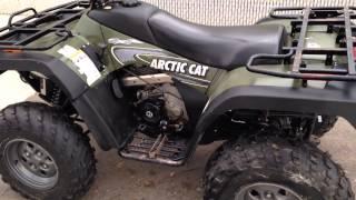9. 2003 Arctic Cat 400