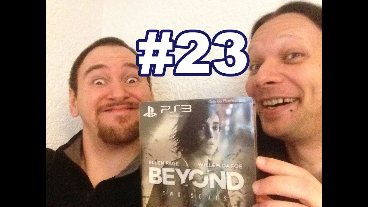 Let's Play: Beyond – Two Souls (Part 23 & 24)