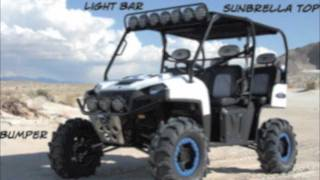 9. Polaris Ranger Xp