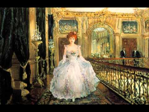 Carl Maria von Weber - Invitation to the Dance / Aufforderung zum Tanz / Invitation à la Valse
