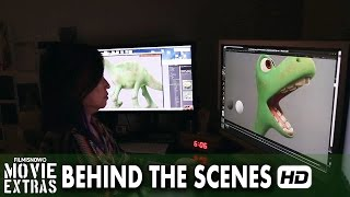 The Good Dinosaur (2015) Behind the Scenes - Part 3/4