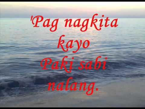 Video Pakisabi Na Lang by Aiza Seguerra [lyrics] download in MP3, 3GP, MP4, WEBM, AVI, FLV January 2017