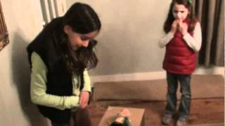 Sisters Catch Leprechaun in Trap!!
