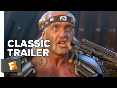 Suburban Commando (1991) Official Trailer - Hulk Hogan, Christopher Lloyd Movie HD