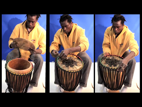 you want to mount a djembe? try it! Canon EOS 5D Mark II videos