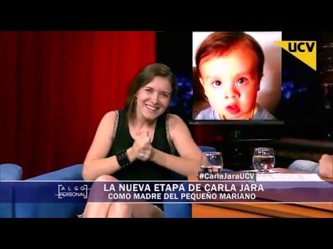 video Carla Jara habla de su nueva etapa como madre