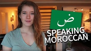 SPEAKING MOROCCAN ARABIC