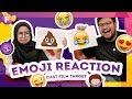 Emoji Untuk Raditya Dika Dari Ria Ricis & Hifdzi Khoir