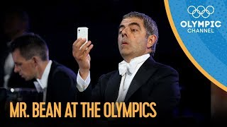 Video Mr. Bean Live Performance at the London 2012 Olympic Games MP3, 3GP, MP4, WEBM, AVI, FLV Januari 2019