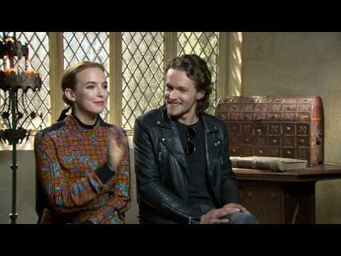 The White Princess Stars Jodie Comer and Jacob Collins-Levy