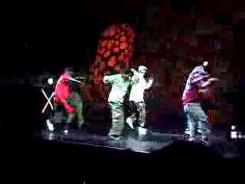 House Unit - команда танцоров housedance из Японии