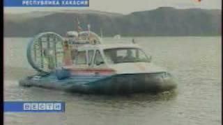 Авария на СШГЭС: подъем воды в Красноярском море