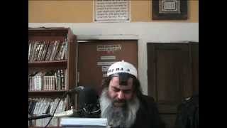 סדר ההתגלות למשה