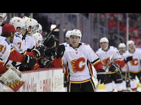 Video: Tim and Sid: Gaudreau should be talked about more for what he's doing for Flames