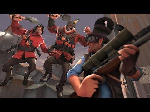 TF2: Дурни с Лопатами!